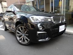 BMW X4M40i OPサンルーフ 新車保証継承