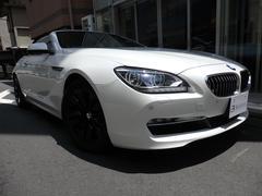 BMW640iカブリオレ