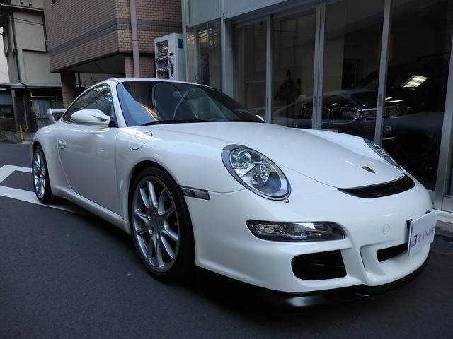 ポルシェ 911 GT3 1オーナー パワークラフト可変マフラー