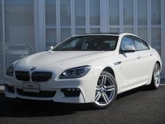 BMW640iグランクーペMスポーツ サンルーフ 19AW LED