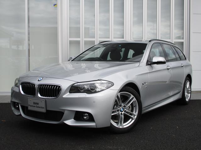 5シリーズセダン(BMW)523dツーリング Mスポーツ 中古車画像