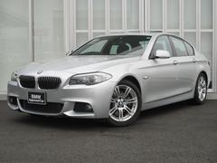 BMW523iMスポーツ サンルーフ 地デジ ワンオーナー