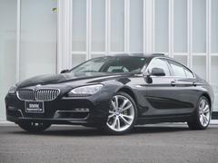 BMW650iグランクーペコンフォートP サンルーフ LEDライト