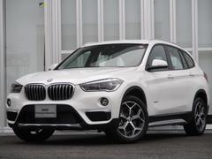 BMW X1xDrive 25ixライン 黒レザー ACC Wパネル