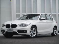 BMW118dスポーツ新車保証付 パーキングサポートP ナビ