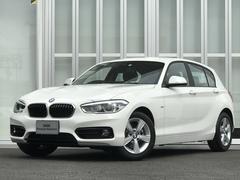 BMW118iスポーツ コンフォートP パーキングサポートP