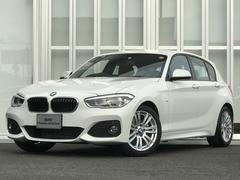 BMW118dMスポーツ新車保証付 パーキングサポートP LED