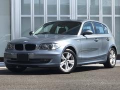 BMW120iLCI 地デジ付社外ナビ ワンオーナー 記録簿8枚