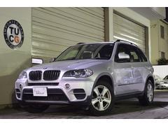 BMW X5xDrive 35i セレクトP 黒革 SR ナビ 1年保証