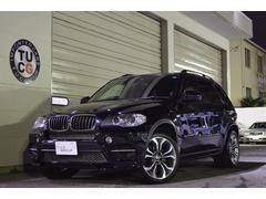 BMW X5xDrive 35dBP ダイナミックP 後期 革 1年保証