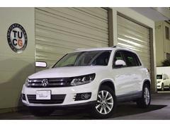 VW ティグアンTSI BMT 後期 1オナ Iストップ ナビTV 1年保証
