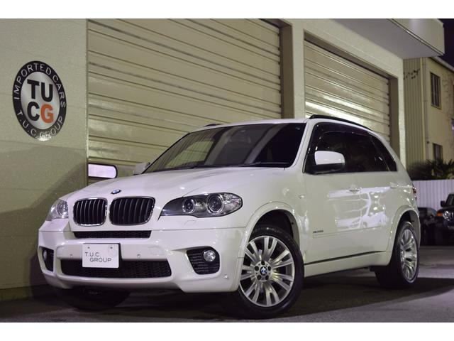 BMW X5 xDrive 35i Mスポーツパッケージ (検30.6)