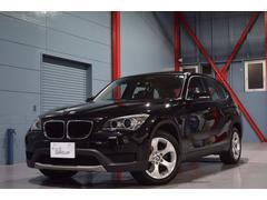 BMW X1sDrive18i 後期 1オナ コンフォA 黒革 2年保証