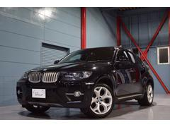 BMW X6xDrive35i 黒革 SR ナビTV 8AT 2年保証付