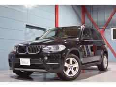 BMW X5xDrive35i 後期 コンフォA 白革 SR 2年保証