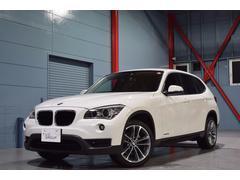 BMW X1xDrive 28iスポーツ 後期 赤革 ナビTV 2年保証