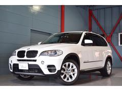BMW X5xDrive35d BP 7人乗 後期 1オナ 革 2年保証