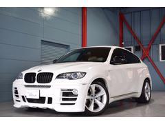 BMW X6xDrive50i HAMANN仕様 コンフォA 2年保証付
