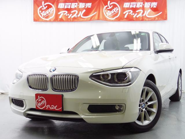 BMW 1シリーズ 116i スタイル 純正HDDナビBカメラET...