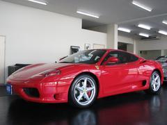 フェラーリ 360モデナ 正規ディーラー車 タイミングベルト交換済み 記録簿