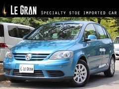 VW ゴルフプラスGLi 純正ナビ ETC 新品天張り交換済