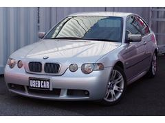 BMW318ti Mスポーツ ワンオーナー 記録簿有 HDDナビ