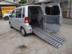トッポBJM−T車椅子移動車リアスロープタイプ