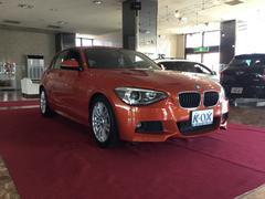 BMW116i Mスポーツ バックカメラ ETC プッシュスタート