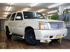 キャデラック エスカレードAWD サンルーフ 楽ナビ地デジ 1ナンバー登録 構変可能