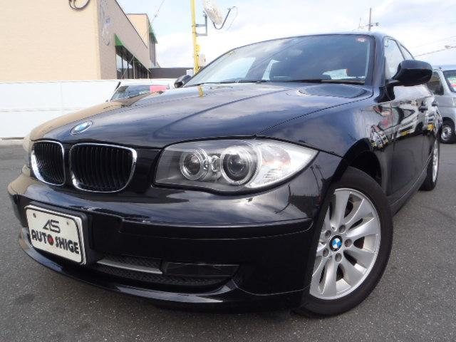 BMW 1シリーズ 116i HIDオートヘッドライト ナビTV ...