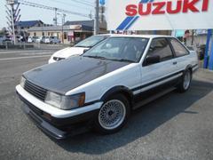 カローラレビン GT APEX エアコン パワステ アルミ サンルーフ(トヨタ)