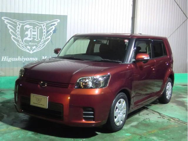トヨタ 1.5G ナビ地デジ イルミ付ルームランプ リアスポイラー