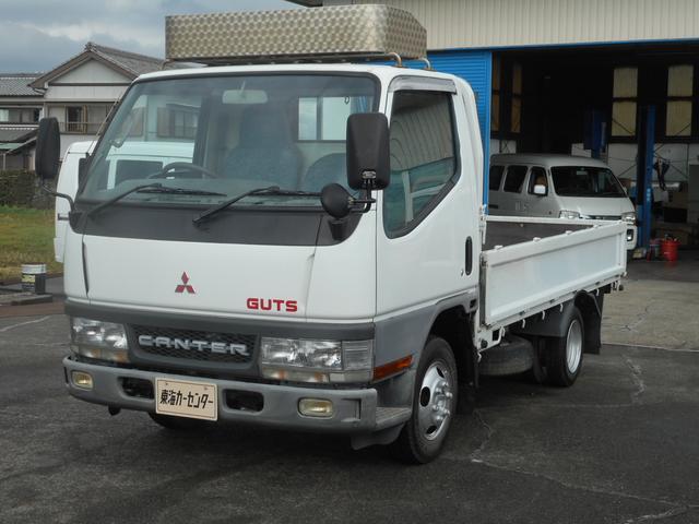 三菱ふそう キャンター 5MT AC PS ガソリン車 (なし)