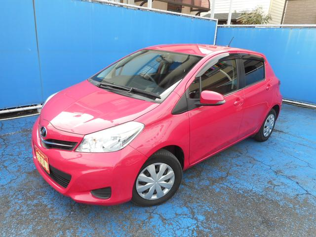 Photo of TOYOTA VITZ JEWELA / used TOYOTA
