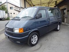 VW ヴァナゴンGL 1オーナー 社外アルミ CDデッキ