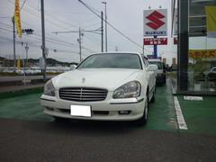 シーマ450XV 純正ナビ 地デジTV CD再生 両席電動シート