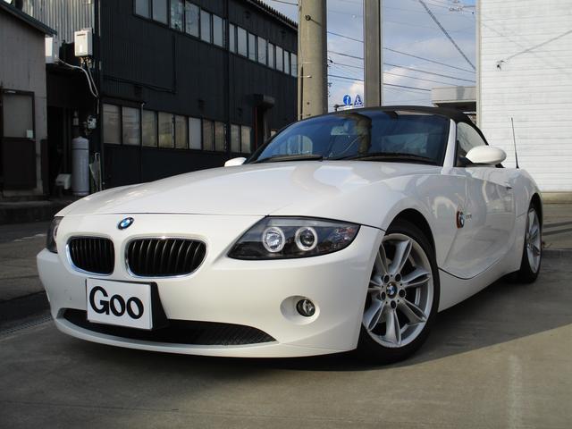 BMW Z4 2.2i (検30.3)