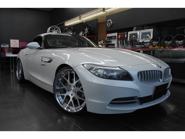BMW Z4 デザイン・ピュア・バランス・エディション (検29.5)