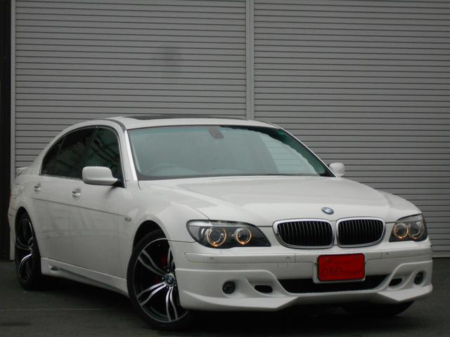 BMW 7シリーズ 750Li エアロスタイル 20AW ローダウ...