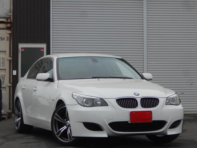 BMW 5シリーズ 540i 左H  M5スタイル 19AW (検...