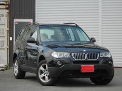 BMW X32.5Si 純正17AW 純正HDDナビ