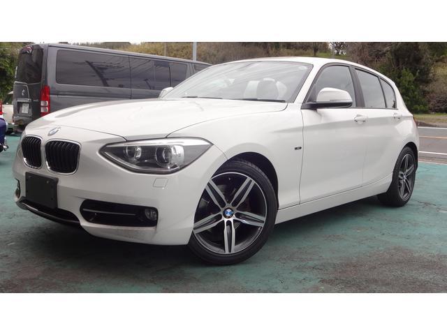 BMW 1シリーズ 120i スポーツHDDナビTVコンフォートア...