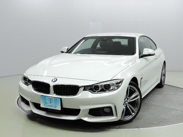 BMW 4シリーズ 420iクーペ Mスポーツ (車検整備付)
