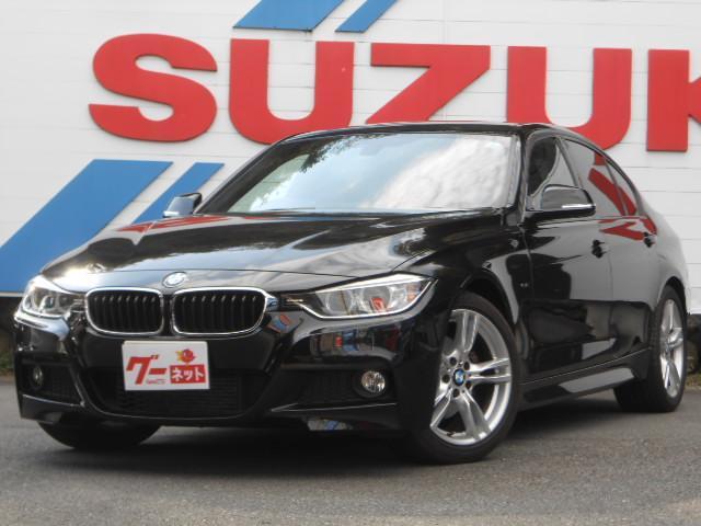 BMW 3シリーズ 320d Mスポーツ ディーゼル 純正ナビ バ...