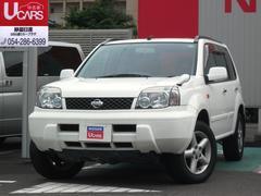 エクストレイルXtt 4WD キセノンライト シートヒーター DVDナビ