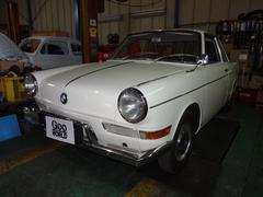 BMW700クーペ CS