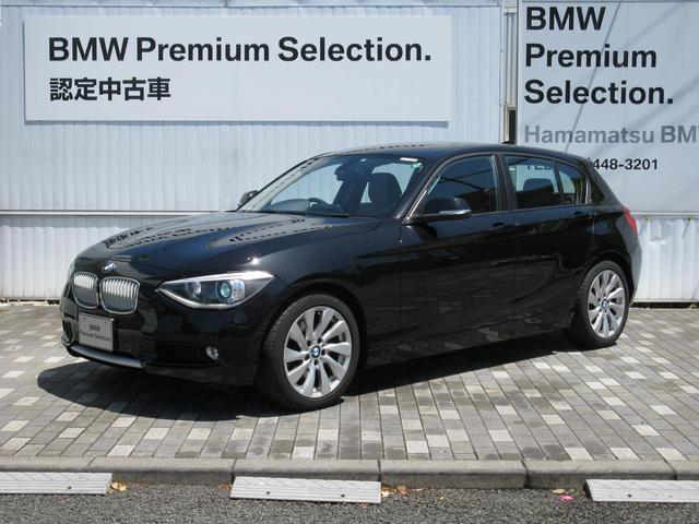 BMW 1シリーズ 120iスタイル 弊社デモカー コンフォートア...