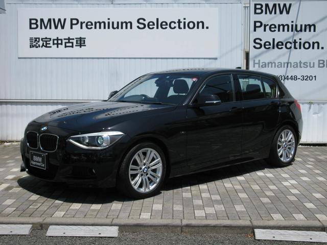 BMW 1シリーズ 120iMスポ 弊社デモカー コンフォートアク...