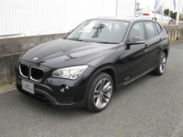 BMW X1 sDrive18iスポーツ 純正HDDナビ 純正US...