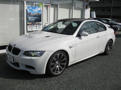 BMWM3クーペ Mドライブ 純正HDDナビ 純正ブルートゥース